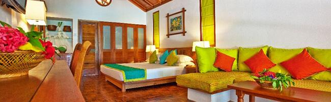 Reethi Beach Deluxe Villa