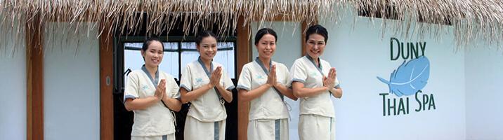 Safari Island Resort Spa Team