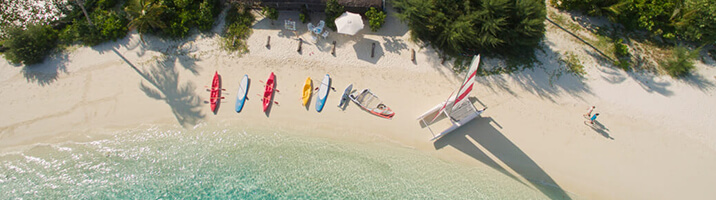 Safari Island Resort Wassersport