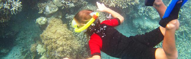 Safari Island Resort Wassersport Tauchen