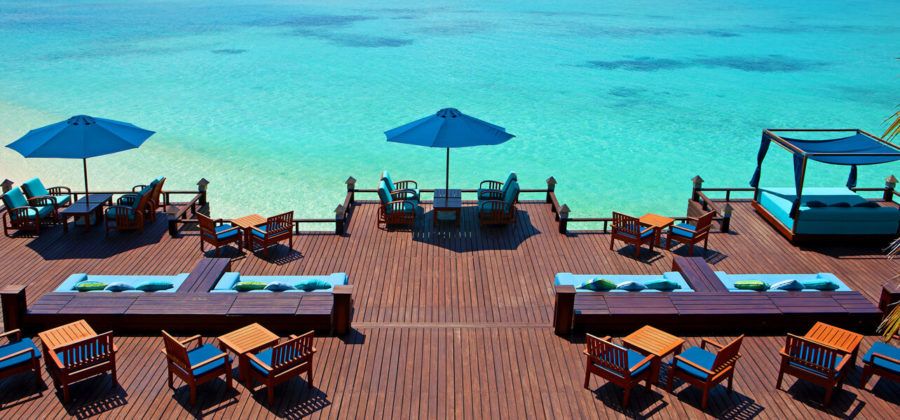 Sheraton Maldives Anchorage Bar