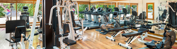 Sheraton Maldives Fitness