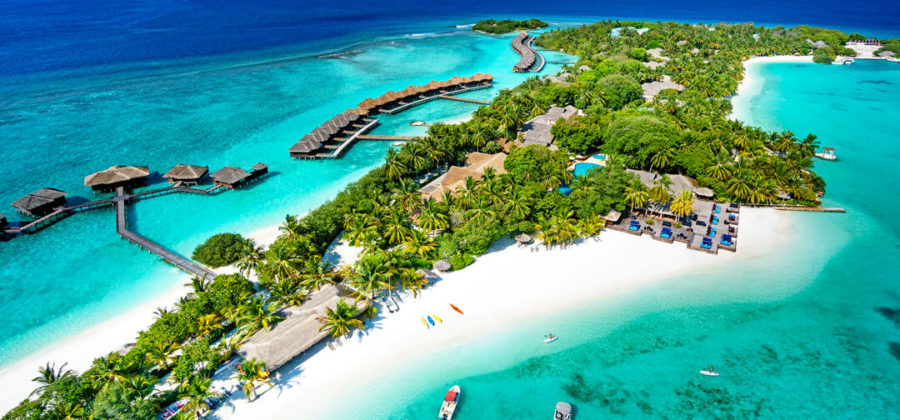 Sheraton Maldives Insel