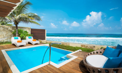Sheraton Maldives Ocean Pool Villa