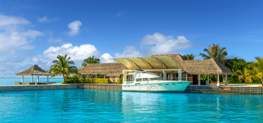 Sheraton Maldives Pavillion