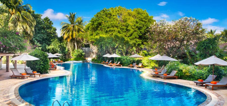 Sheraton Maldives Pool