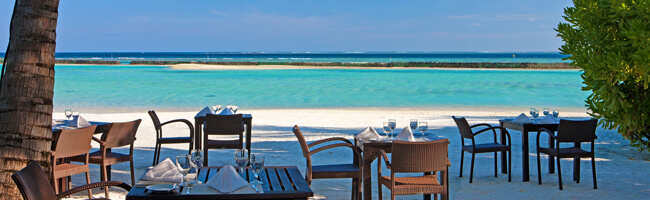 Sheraton Maldives Strand
