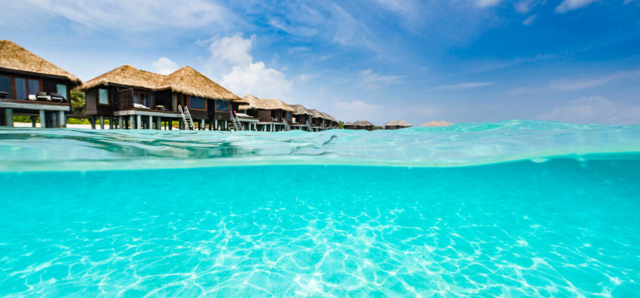 Sheraton Maldives Water Bungalows 1