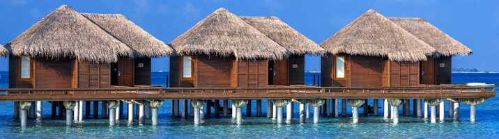 Sheraton Maldives Water Bungalows