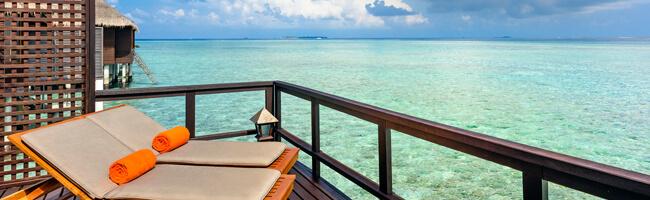 Sheraton Maldives Water Villa
