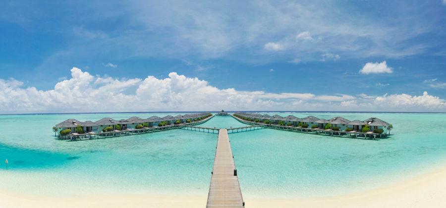 Sun Island Panorama