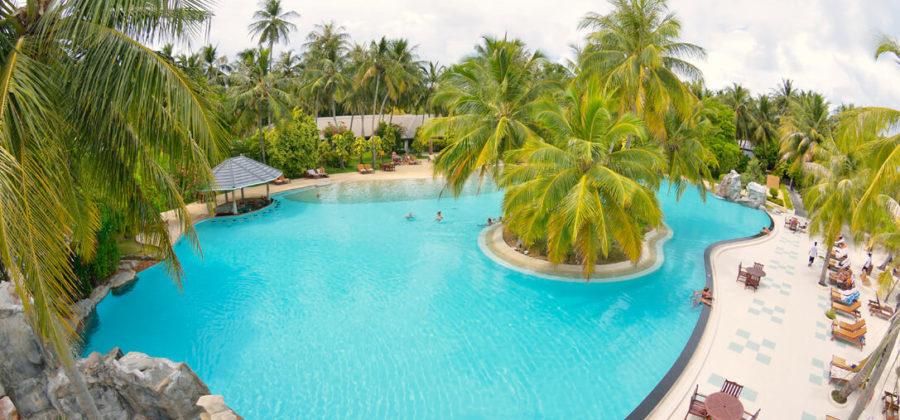 Sun Island Pool