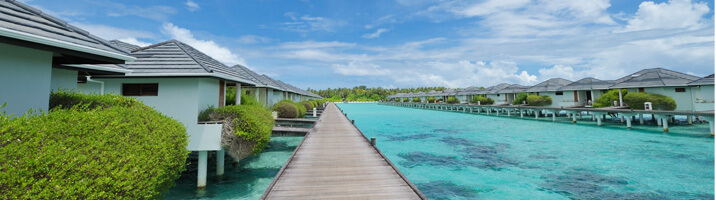 Sun Island Water Bungalow