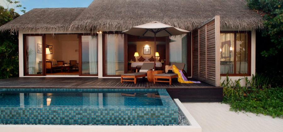 The Residence Maldives Beach Pool Villa