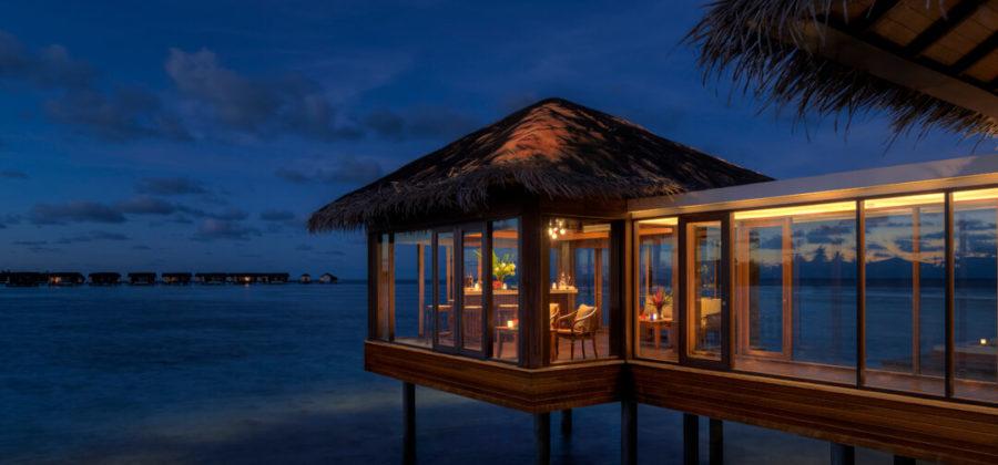 The Residence Maldives Falhumaa Bar