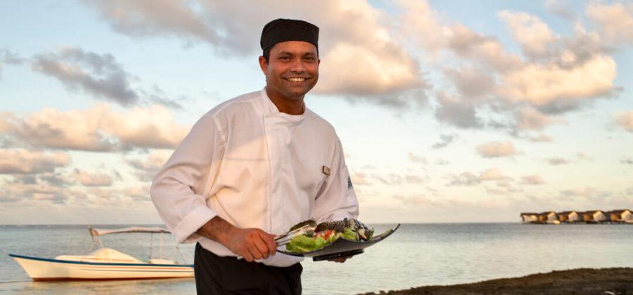 The Residence Maldives Koch