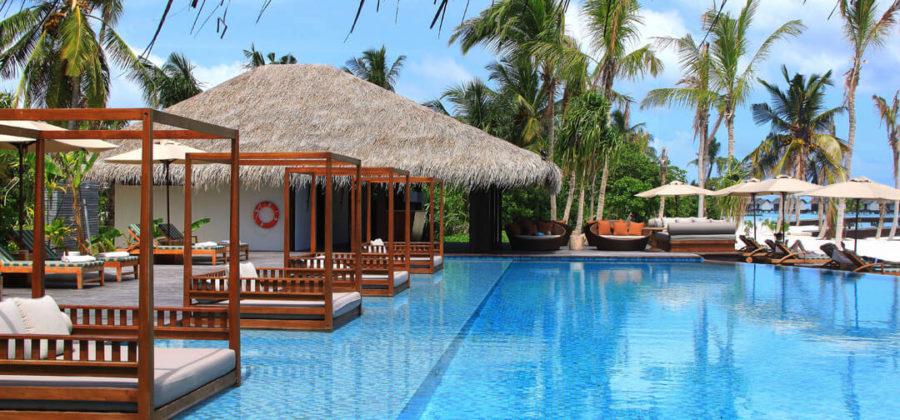 The Residence Maldives Pool