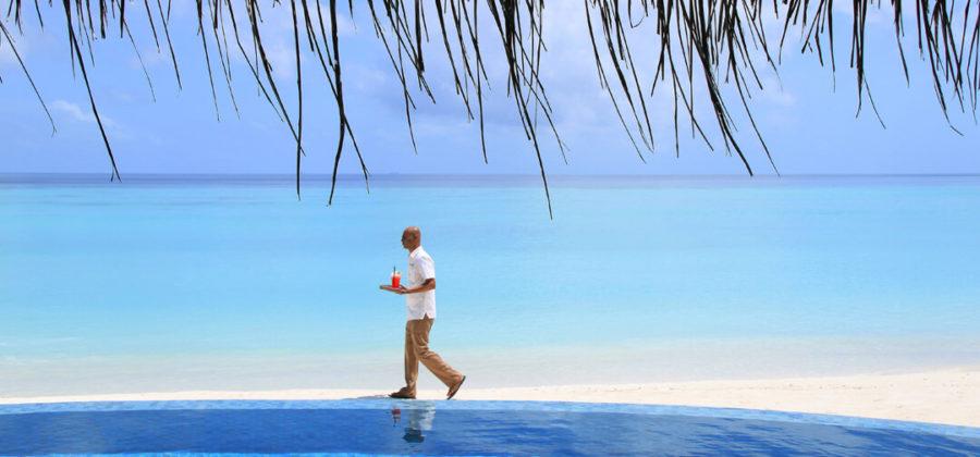The Residence Maldives Pool Kellner