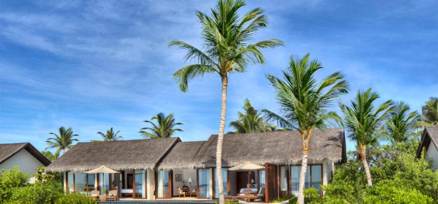 The Residence Maldives Two Bedroom Beach Pool Villa