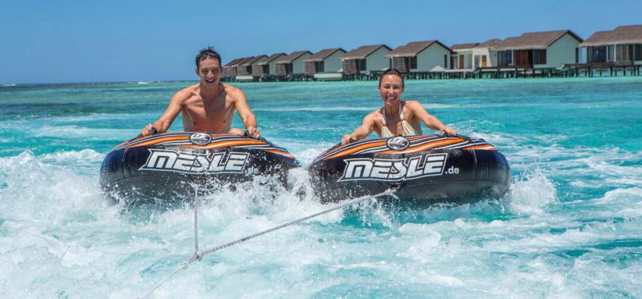 The Residence Maldives Wassersport Fun Tube