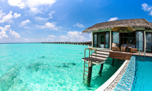 The Residence Maldives Water Pool Villa