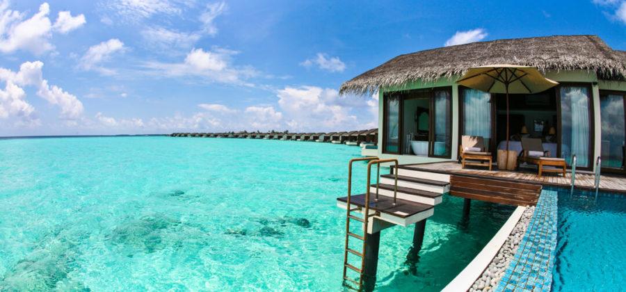 The Residence Maldives Water Pool Villa