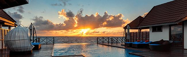 Robinson Club Maldives Praesidentensuite