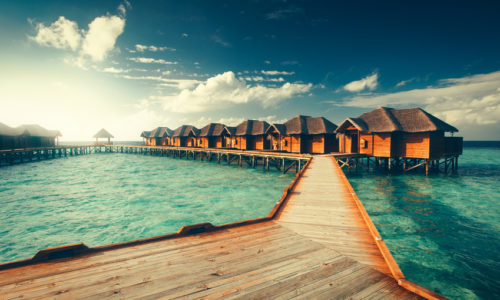 9 Tage Tauchen im Fihalhohi Island Resort (4*), AI, inkl. Zug, Flug & Transfer