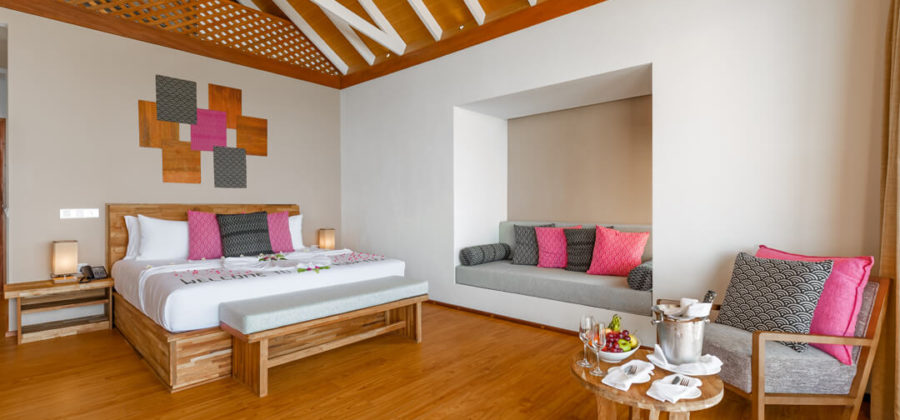 Kudafushi Resort und Spa Beach Villa