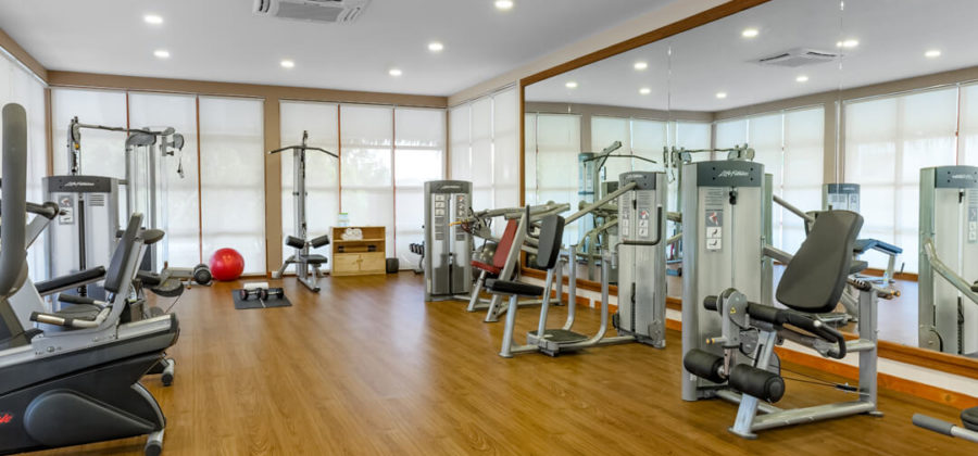 Kudafushi Resort und Spa Gym