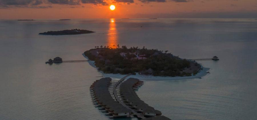 Kudafushi Resort und Spa Insel
