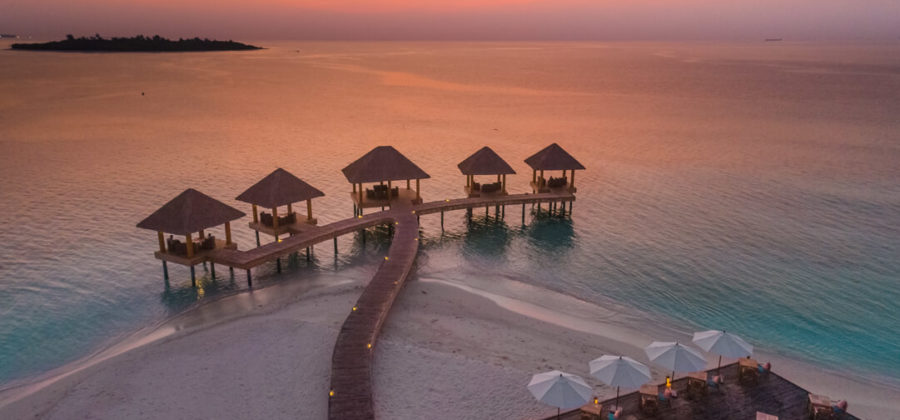Kudafushi Resort und Spa Sea Edge