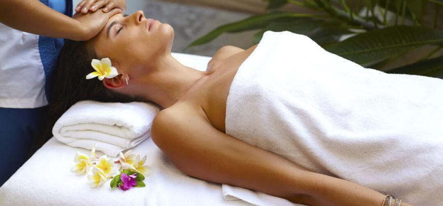 Kudafushi Resort und Spa Spa Behandlung