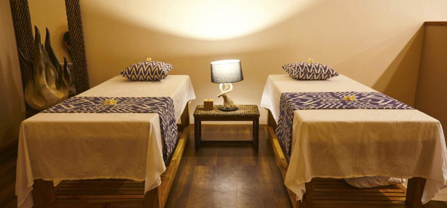 Kudafushi Resort und Spa Spa Liegen