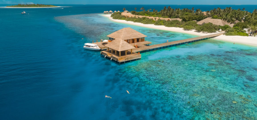 Kudafushi Resort und Spa Tauchcenter