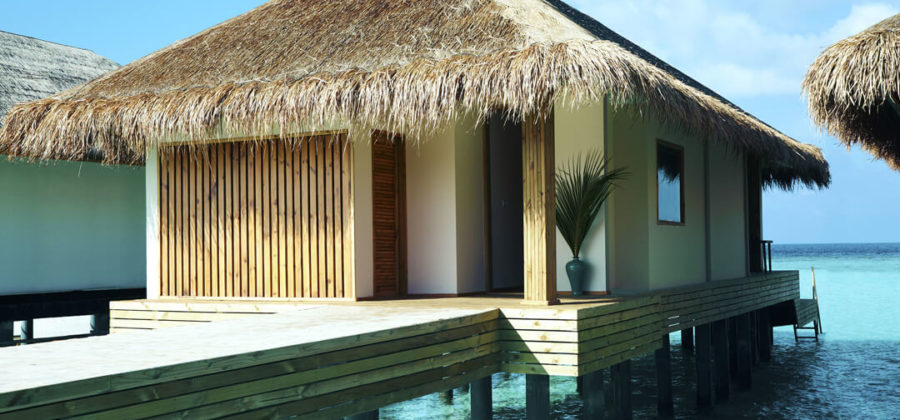 Kudafushi Resort und Spa Water Villa