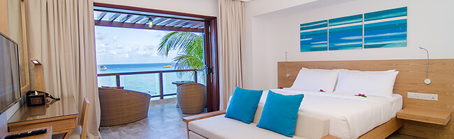Summer Island Maldives Superior Vista Interior