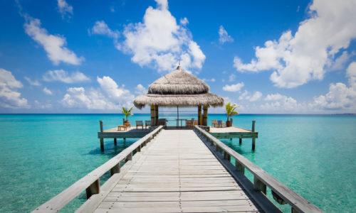 9 Tage im Velidhu Island Resort (3,5*), mit VP, inkl. Zug, Flug & Transfer