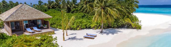 Hurawalhi Beach Villa Lagune
