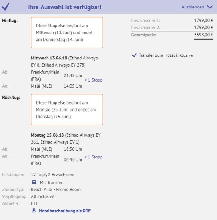FTI Adaraan Select Meedhupparu 12.02.2018